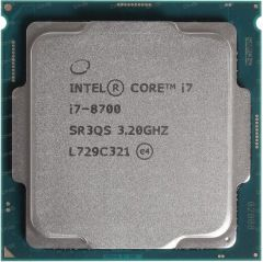 cpu s-1151-2 core-i7-8700 oem